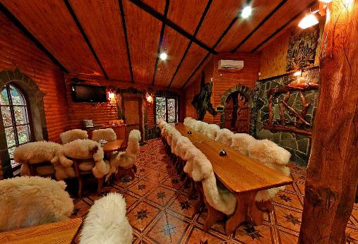 Restaurant Pats'ha Achishcho