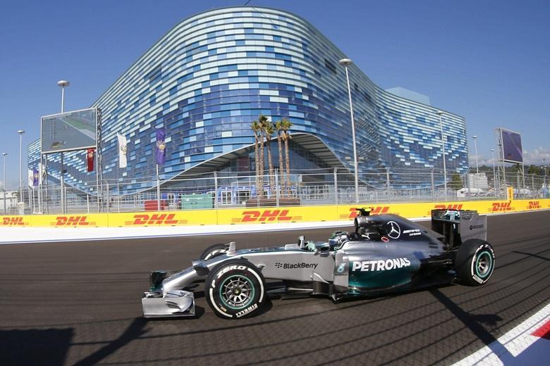 Formula Car for Rent