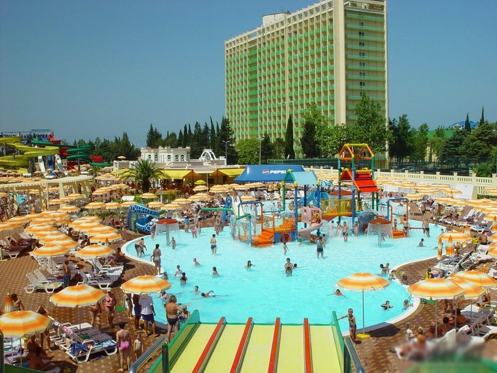 Adler Sochi Aquapark
