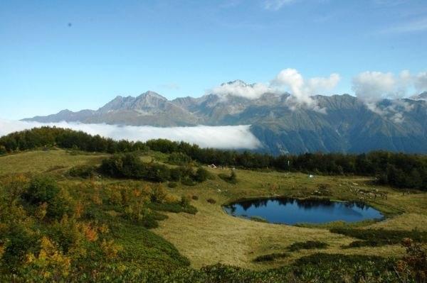 Caucasian State Biosphere Reserve