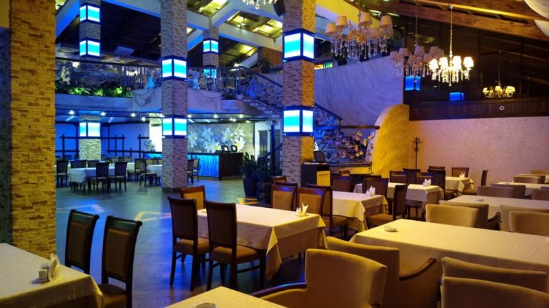 restaurant «la luna» | visit sochi